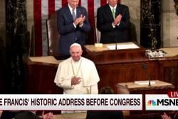 Francis' message of reconciliation resonates