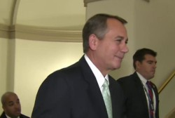 House Speaker Boehner plans to resign