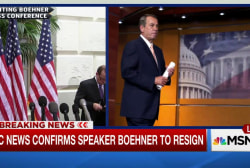 Joe: Boehner exit was a 'long time coming'