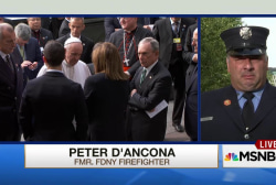 Fmr. FDNY: Means a lot for Francis to...