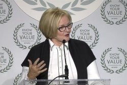 McCaskill: 'Being ambitious is lady-like'