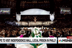 Millions expected for pope in Philadelphia
