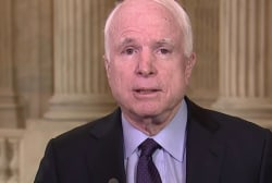 McCain: Boehner is a fine man, had a tough...
