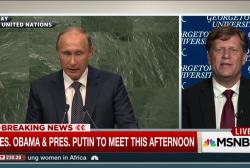 Fmr US ambassador responds to Putin's address
