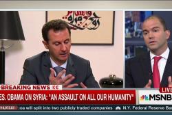 Rhodes: 'Assad has to go'