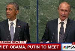 Obama, Putin scheduled to meet