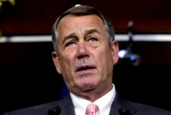 Fallout from John Boehner's resignation