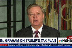 One on one with Lindsey Graham