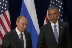 Unlikely alliance between Obama and Putin