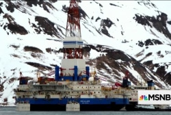 Shell announces it won't drill in Arctic