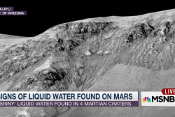 Bill Nye explains why water on Mars matters