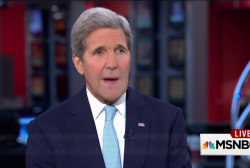 Kerry: Obama, Putin meeting civil, candid