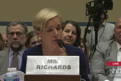 Richards: 'We're the best at women's health'