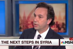 Calling for a no-fly zone in Syria