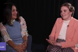 Lena Dunham, Jenni Konner on working together