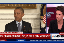 Obama talks Russia, Syria, Congress and guns