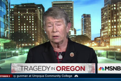 Rep. McCarthy reacts to Oregon shooting