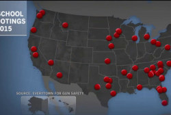 45 school shootings in U.S. so far in 2015
