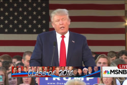 Poll shows major drop off for Trump in NH