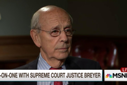 Breyer: The constitution is not a blank check