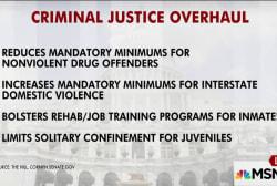 Sen. Cornyn on criminal justice reform