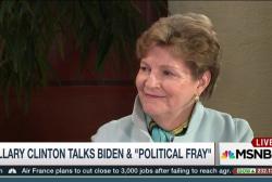 NH Senator: 'Clinton will win the nomination'