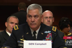 Gen. Campbell: Hospital bombing was mistake