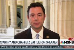Chaffetz: 'I think we need a fresh start'