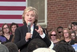 Clinton's changes TPP stance in new interview