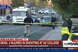 Shooter identified as University freshman