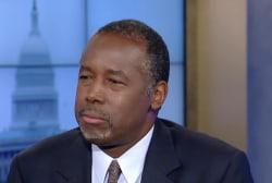 Carson: Republican Party can survive