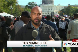 'Justice or Else' rally marks Million Man...