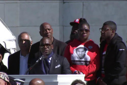 20th anniversary of the Million Man March