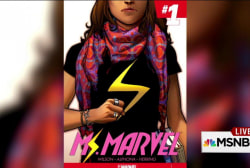 The push for diverse comic book superheroes