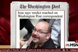 Washington Post reporter convicted in Iran