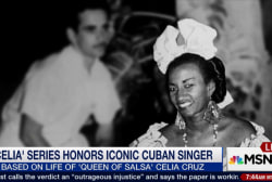 'Celia' series honors iconic Cuban singer