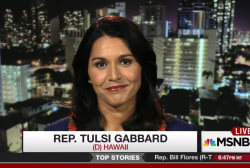 DNC disinvited Rep. Tulsi Gabbard from debate