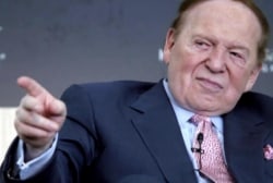 Sheldon Adelson considers which GOPer to back