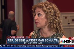 Rep. Schultz: 'This is not a reality TV show'