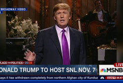 Donald Trump to host SNL November 7th