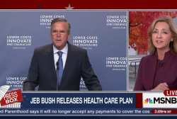 Bush Rolls Out Plan To Replace Obamacare