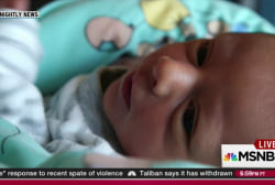 Syrian refugee gives birth safely in Germany