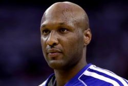 Lamar Odom fighting for life in hospital