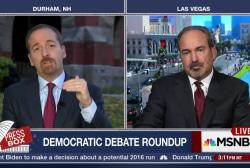Labor drives Democratic debate