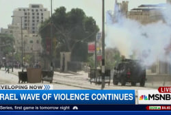 Israel wave of violence continues