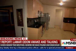 NBC visits brothel where Odom was found