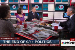 The end of 9/11 politics?
