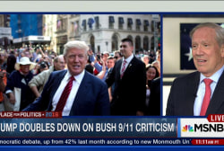 Trump vs. Bush over 9/11