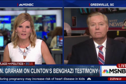 Sen. Graham on Clinton's Benghazi testimony