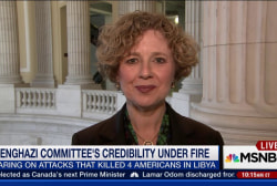 Congresswoman previews Clinton testimony